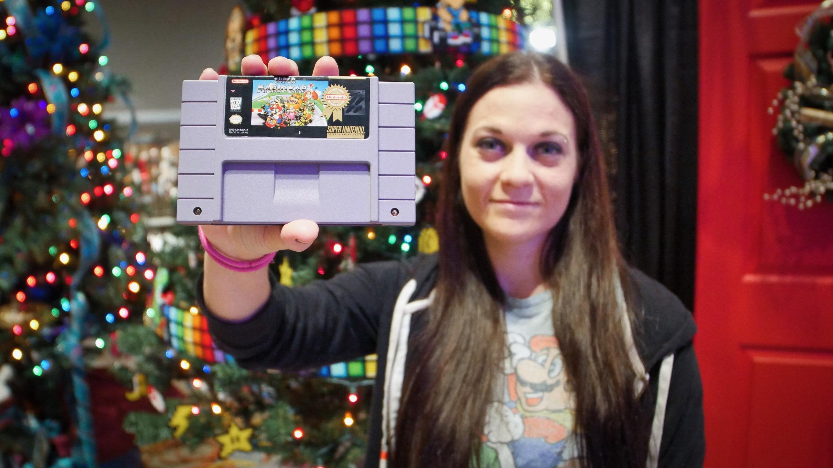 A Super 16-Bit Christmas. Part 2 - Wow Video   eBaum\'s World