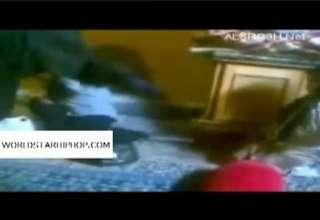 Arab Man Beats Down His Wife view on ebaumsworld.com tube online.