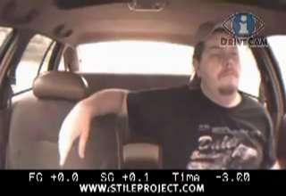 Taksist zaspao za volanom – šokantni video